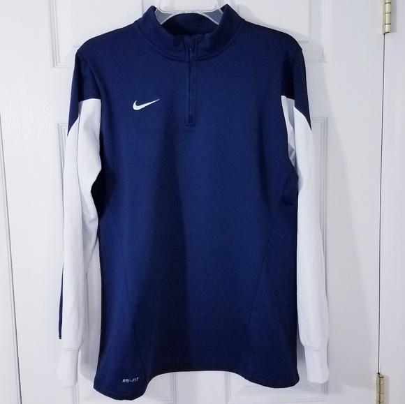 ff0143df85d8 Nike Dri-Fit Jacket (unisex). M 5bc8dd613c9844aedaafdd73
